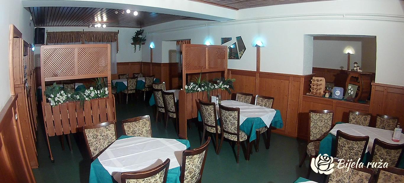 Restoran Bijela ruža